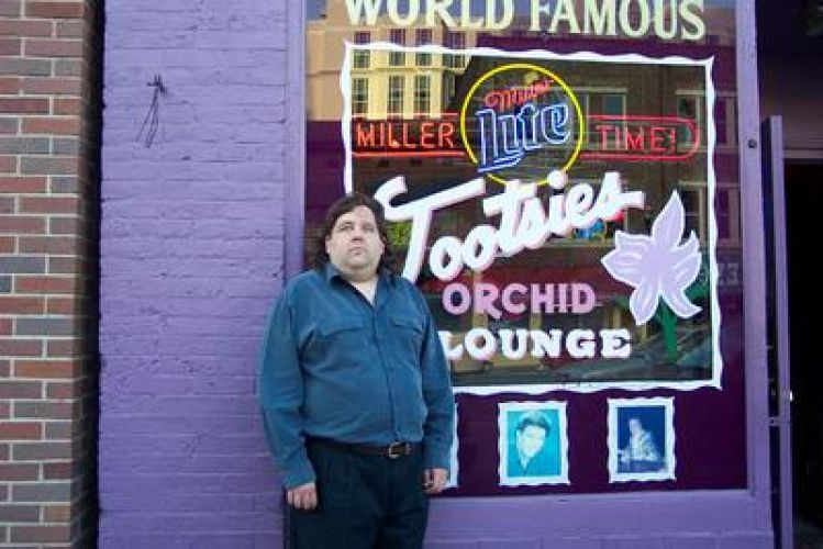 Joey at Tootsies in Nashville Gig