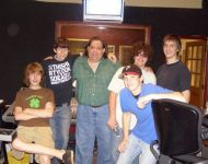 MSM Students in Studio 2007