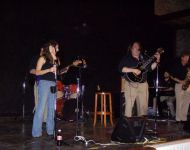 Joey Stuckey Band with Halee Singing on Too Tall to Mambo at Capitol Theater Gig June 20 2006