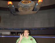 Joey-at-Star-Trek-Experience-Las-Vegas-2008