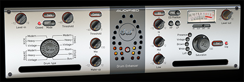 Audified DW Drum Enhancer