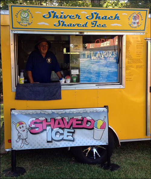 Shiver Shack Truck