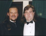 Joey with Travis Tritt