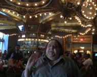 Joey at Carousel Bar in NOLA