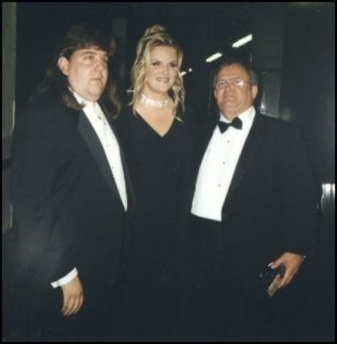Joey and Talmadge with Trisha Yearwood