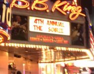 BB Kings Blues Bar in NYC