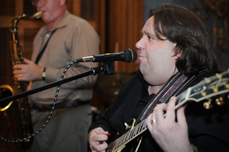 Joey Stuckey with JSB at the Hay House