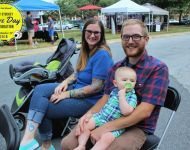 Family at Alive Day