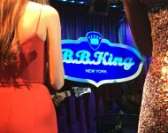 BB King Blues Bar New York