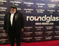 Joey at RoundGlass Music Awards in NYC
